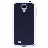 Samsung Galaxy S4 Onion Cubic Case - Black/White