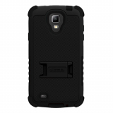 Samsung Galaxy S4 Active TriShield Case - Black/Black