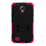 Samsung Galaxy S4 Active TriShield Case - Black/Hot Pink