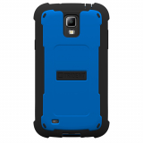 Samsung Galaxy S4 Active Trident Cyclops Series Case - Blue/Black