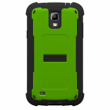 Samsung Galaxy S4 Active Trident Cyclops Series Case - Lime Green/Black