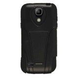 Samsung Galaxy S4 Mini Dual Case - Black/Black