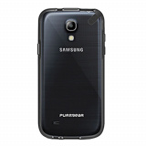 Samsung Galaxy S4 Mini Pure Gear Slim Shell Case - Licorice Jelly