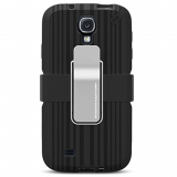 Samsung Galaxy S4 Pure Gear Utilitarian Case - Black