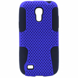 Samsung Galaxy S4 Mini Mesh Case - Blue