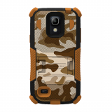 Samsung Galaxy S4 Mini TriShield Case - Desert Camo