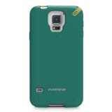 Samsung Galaxy S5 Pure Gear Slim Shell Case - Jungle Green