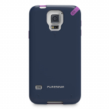 Samsung Galaxy S5 Pure Gear Slim Shell Case - Mystic Blue
