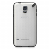 Samsung Galaxy S5 Pure Gear Slim Shell Case - Clear/Black