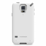 Samsung Galaxy S5 Pure Gear Slim Shell Case - White/Grey