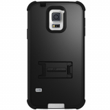 Samsung Galaxy S 5 TriShield Case - Black/Black