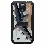 Samsung Galaxy S4 Trident Cyclops Series Case - US Air Force Plane