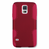 Samsung Galaxy S5 TekYa Jersey Case - Red