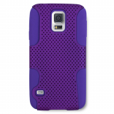 Samsung Galaxy S5 TekYa Jersey Case - Purple