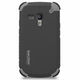 Samsung Galaxy S3 Mini PureGear DualTek Case - Black