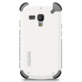 Samsung Galaxy S3 Mini PureGear DualTek Case - White