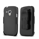 Samsung Galaxy S3 Mini Beyond Cell Kombo Case - Gray
