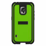 Samsung Galaxy S5 Active Trident Cyclops Series Case - Lime Green/Black