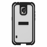 Samsung Galaxy S5 Active Trident Cyclops Series Case - White/Black