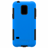 Samsung Galaxy S5 Mini Trident Aegis Series Case - Blue/Black
