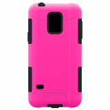 Samsung Galaxy S5 Mini Trident Aegis Series Case - Hot Pink/Black