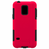 Samsung Galaxy S5 Mini Trident Aegis Series Case - Red/Black