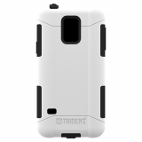 Samsung Galaxy S5 Mini Trident Aegis Series Case - White/Black