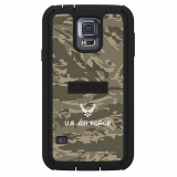 Samsung Galaxy S5 Tridnet Cyclops Series Case - US Air Force Camo