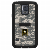 Samsung Galaxy S5 Tridnet Cyclops Series Case - US Army Camo