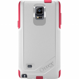 Samsung Galaxy Note 4 OtterBox Commuter Series Case - Neon Rose