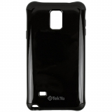 Samsung Galaxy Note 4 TekYa Capella Series Case - Black/Black