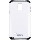 Samsung Galaxy Note 4 TekYa Capella Series Case - White/Black