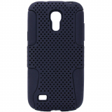 Samsung Galaxy S4 Mini TekYa Mesh Case - Black/Black