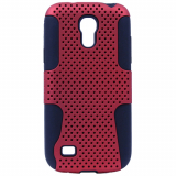 Samsung Galaxy S4 Mini TekYa Mesh Case - Red/Black