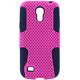 Samsung Galaxy S4 Mini TekYa Mesh Case - Pink/Black