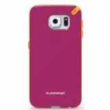 Samsung Galaxy S6 PureGear Slim Shell Case - Sunset Pink