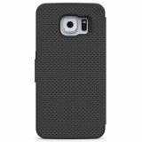 Samsung Galaxy S6 PureGear Express Folio Case - Black