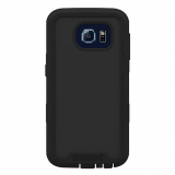 Samsung Galaxy S6 Trident Cyclops Series Case - Black
