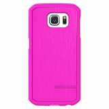 Samsung Galaxy S6 Body Glove Satin Series Case - Cranberry