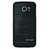 Samsung Galaxy S6 Body Glove Rise Series Case - Black Carbon Fiber