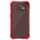Samsung Galaxy S6 Ballistic Jewel Series Case - Red