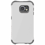 Samsung Galaxy S6 Ballistic Urbanite Series Case - White/Gray