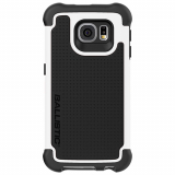 Samsung Galaxy S6 Ballistic Tough Jacket Series Case - White/Black