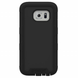 Samsung Galaxy S6 Edge Trident Cyclops Series Case - Black/Black