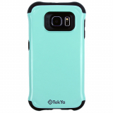 Samsung Galaxy S6 TekYa Capella Series Case - Mint/Black