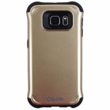 Samsung Galaxy S6 TekYa Capella Series Case - Metallic Gold/Black