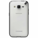Samsung Galaxy Core Prime PureGear Slim Shell Case - Clear/Black