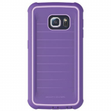 Samsung Galaxy S6 Edge Body Glove ShockSuit Case - Plum/Lavender