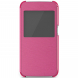 Samsung Galaxy S6 Skech Slim View Series Case - Pink