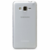 Samsung Galaxy Grand Prime PureGear Slim Shell Case - Clear